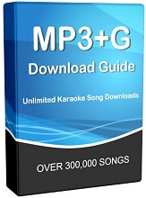 Unlimited MP3+G Downloads